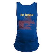 San Francisco Maternity Tank Top