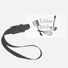 Kitchen Bitch Luggage Tag