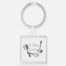 Kitchen Bitch Keychains