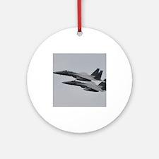 F-15C Eagle Ornament (Round)