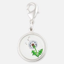 DANDELION FLOWER Charms