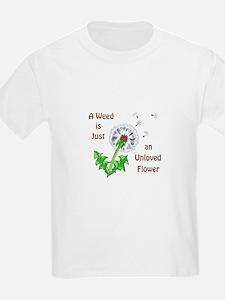 AN UNLOVED FLOWER T-Shirt