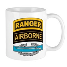 Unique Combat action badge Mug