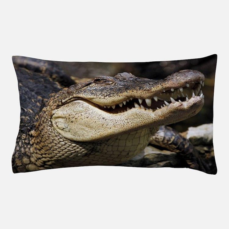 crocadile Pillow Case