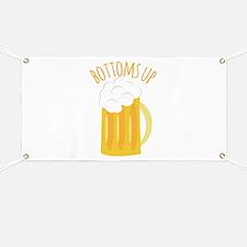 Bottoms Up Banner