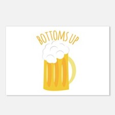 Bottoms Up Postcards (Package of 8)