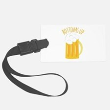 Bottoms Up Luggage Tag