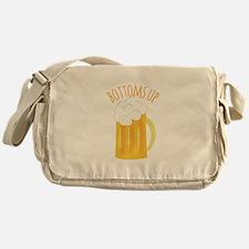 Bottoms Up Messenger Bag