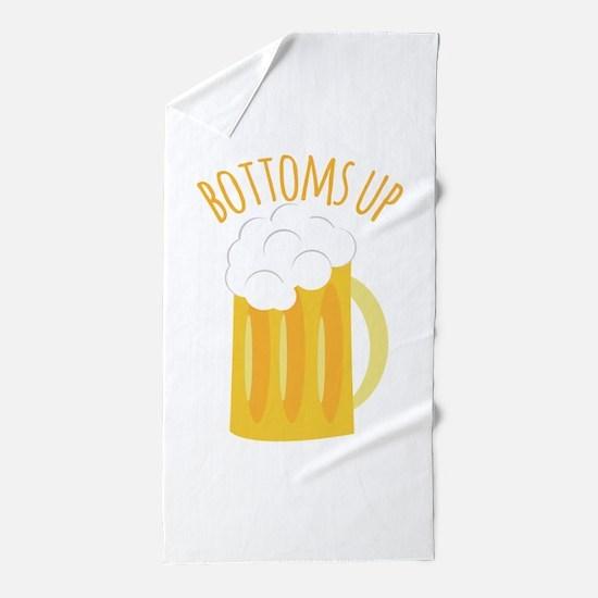 Bottoms Up Beach Towel