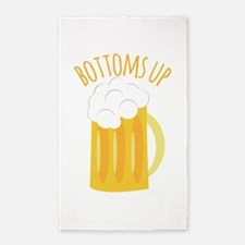Bottoms Up Area Rug