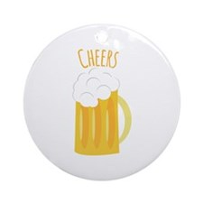 Cheers Up Ornament (Round)