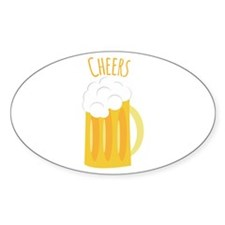 Cheers Up Decal