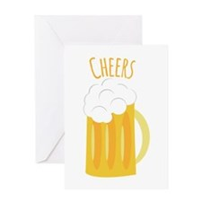 Cheers Up Greeting Cards