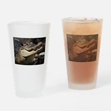 crocadile Drinking Glass