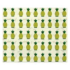Pineapple King Duvet