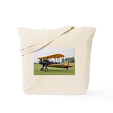 Stearman (2) Tote Bag