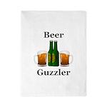 Beer Guzzler Twin Duvet