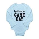 Basketball Long Sleeves Bodysuits