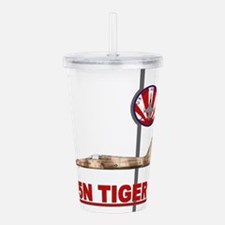Cool Carrier Acrylic Double-wall Tumbler