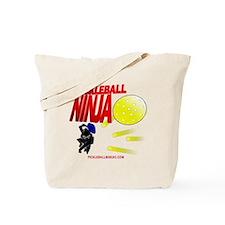 Pickleball Ninja Tote Bag