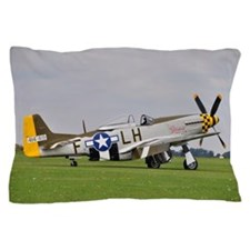 P-51 Mustang (2) Pillow Case