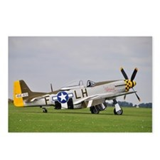 P-51 Mustang (2) Postcards (Package of 8)