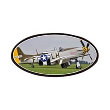 P-51 Mustang (2) Patches
