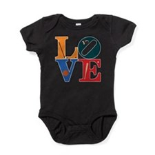 Cute Philly Baby Bodysuit