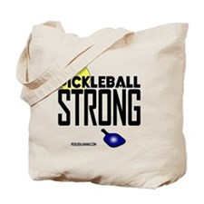Pickleball Strong Tote Bag