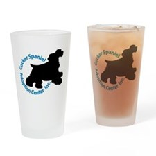 Official Logo Drinking Glass