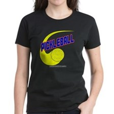 Pickleball Swoosh Tee
