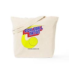 Pickleball Nation Tote Bag