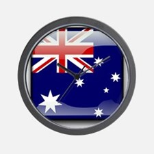 Flag of Australia Wall Clock