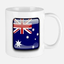 Flag of Australia Mugs