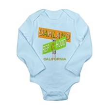 Cute I love ca Long Sleeve Infant Bodysuit