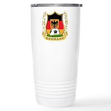 Unique Germany world cup Travel Mug