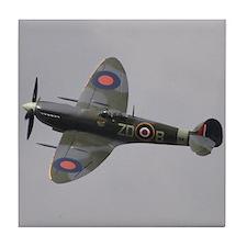 Spitfire Mk.IXb Tile Coaster