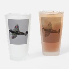 Spitfire Mk.IXb Drinking Glass