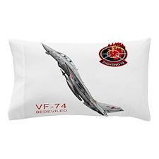vf74logo10x10_apparel.png Pillow Case