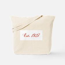 Funny 1927 Tote Bag