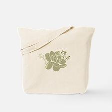Succulents Base Tote Bag