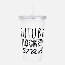Hockey Star Acrylic Double-wall Tumbler