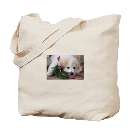 Pyr Pup -- Tote Bag