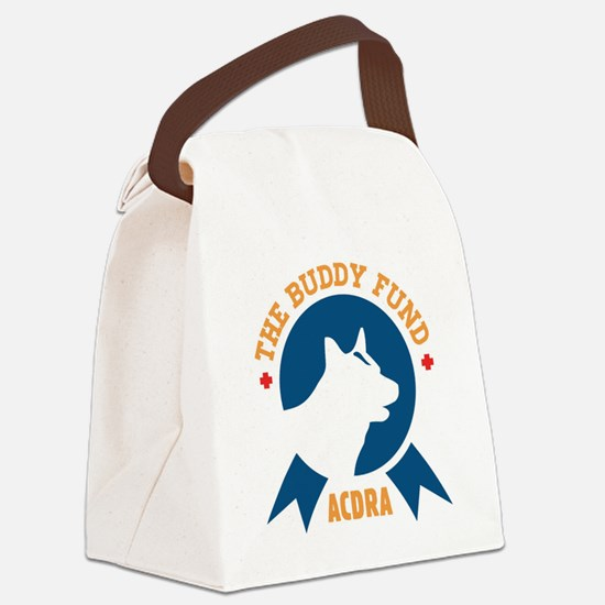 Cool Cattle dog rescue Canvas Lunch Bag