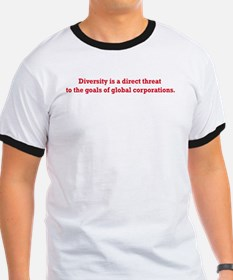 Diversity is a threat T