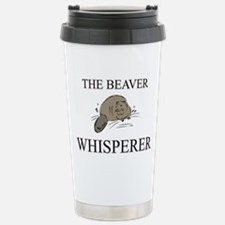 Funny Beavers Travel Mug