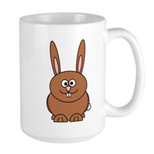 Rabbit.JPG Mugs