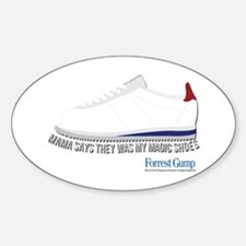 Mama Says Magic Shoes Decal