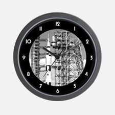 Saturn V Wall Clock