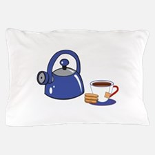 TEA AND BISCUITS Pillow Case